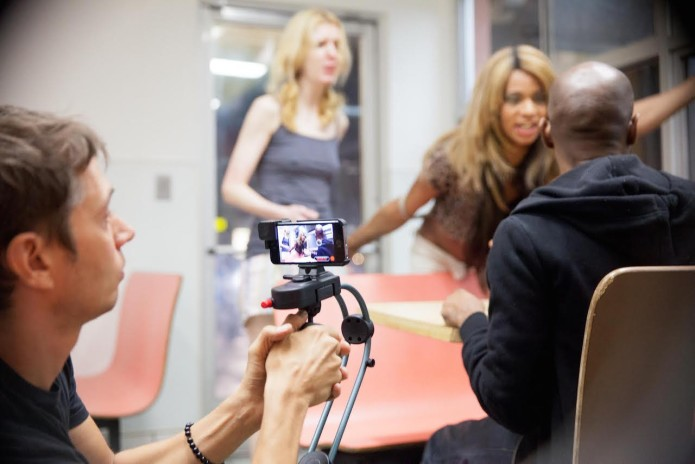 For surprise hit Tangerine, iPhone the movie camera of choice