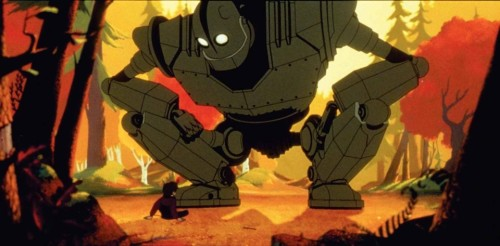 'The Iron Giant' returns to theaters this fall with new scenes
