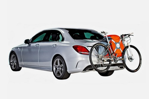 TrunkMonkey Might Be The Simplest, Fastest Way To Mount Any Bike Onto Any Car