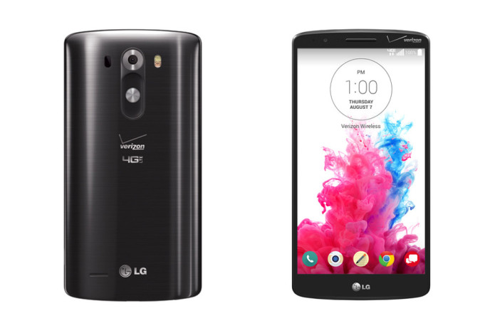 LG G3 Receives Major Bug Fixing Update at Verizon