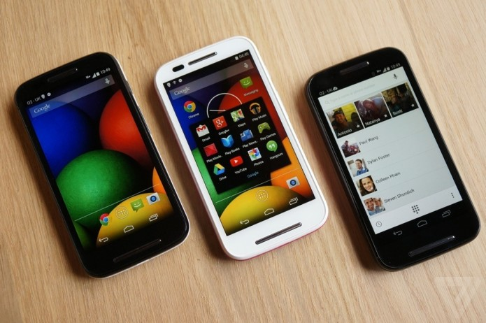 Updated Moto E delivers higher quality at low cost