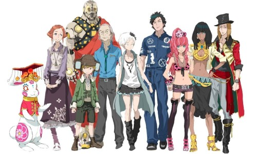 Zero Escape 3 announced for 2016 release