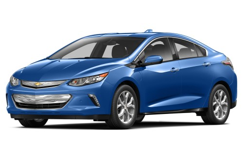 2016 Chevy Volt gets 106 MPGe fuel economy rating