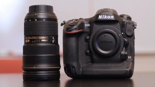 Nikon D4S Digital Camera Review