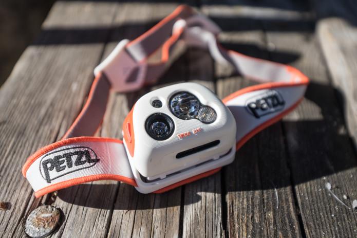 Petzl Tikka RXP Review: Smart Headlamp Automatically Adjusts Light