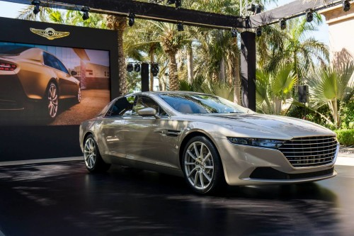 Aston Martin Lagonda Taraf Preview – Aston Martin's uber-elite super sedan will be limited to 200 examples