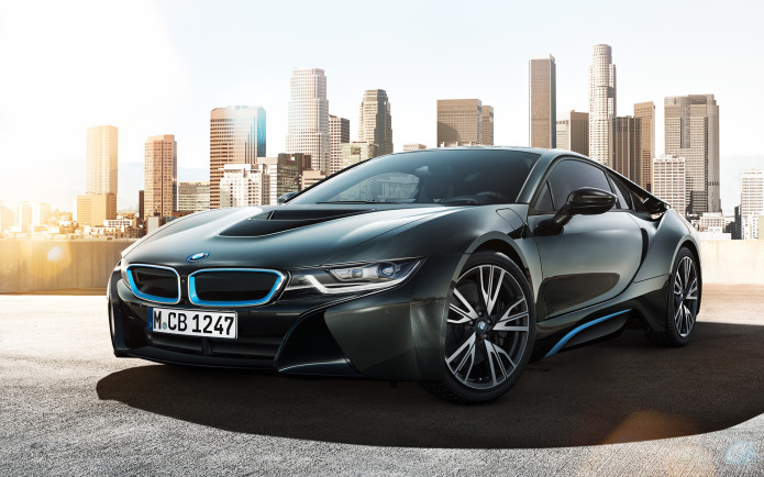 2015 BMW i8 Electric Car Review - Price and Specification