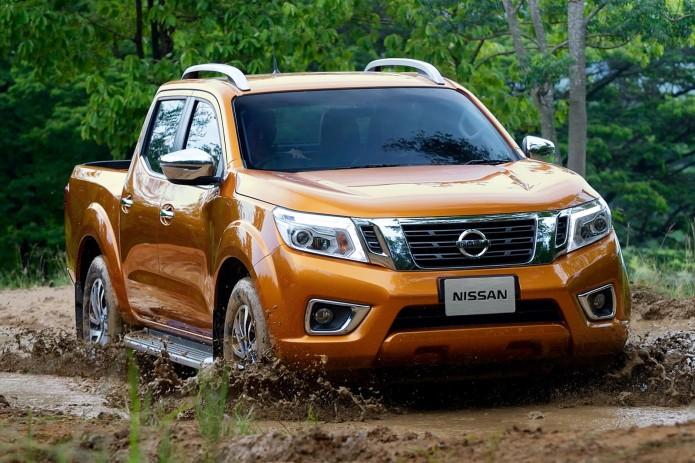 Nissan reveals new Navara pick-up ahead of Frankfurt Motor Show