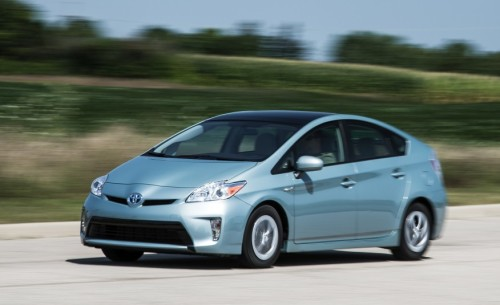 2015 Toyota Prius – Quick-Take Review