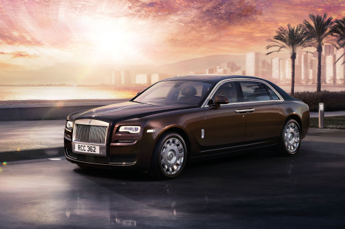 "Rolls Royce Wraith ""Inspired by Music"" promises the most exclusive audio experience"