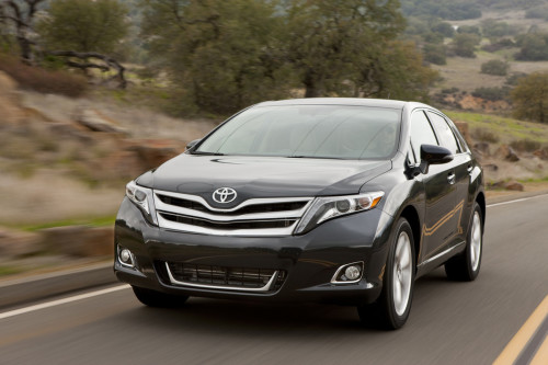 2015 Toyota Venza – Review