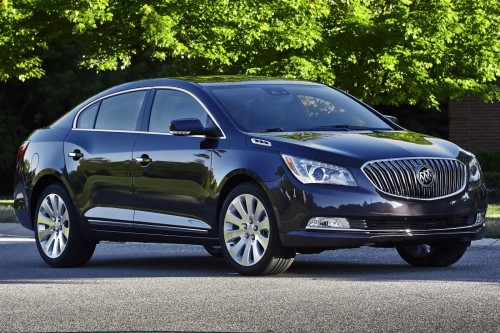 Taking the 2015 Buick Regal on a Road Trip Down Yonder Kentucky Way