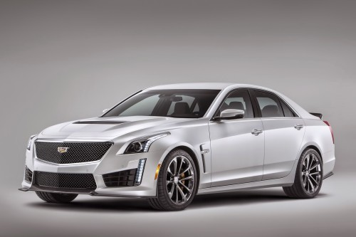 Super-Sedan Showdown: Cadillac CTS-V, M5, Tesla, or something else? [Poll]