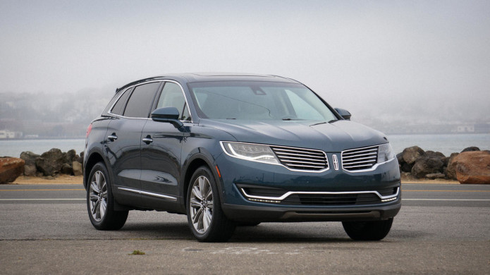 2016 Lincoln MKX EcoBoost review: Lincoln refines its luxury Edge with the 2016 MKX