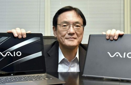 Vaio plans overseas sales offensive