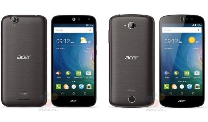 Acer Liquid Z630 and Z530 smartphones leak ahead of IFA
