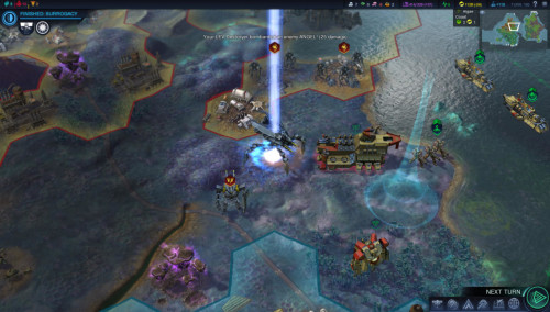 Civ: Beyond Earth Free This Weekend, Rising Tide Expansion on Sale