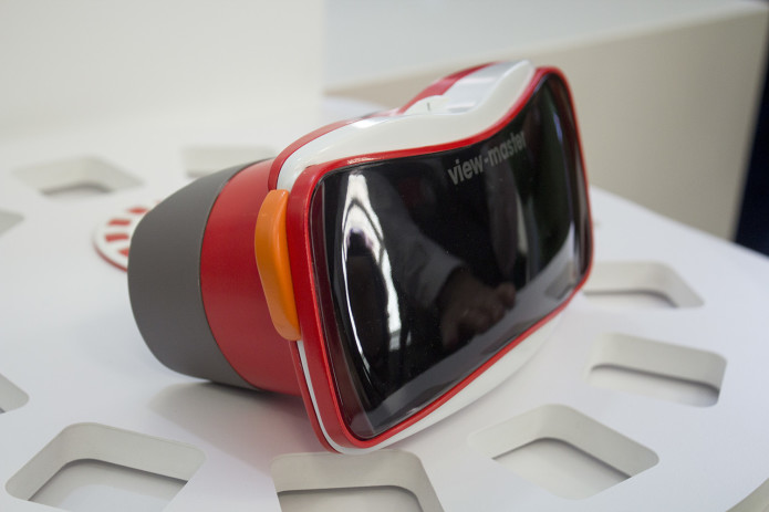 Mattel View-Master hands-on: Retro toy gets AR upgrade