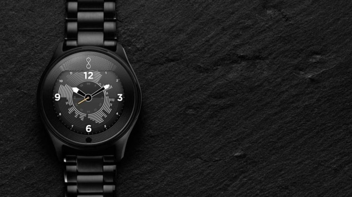 Olio's luxury smartwatch adds Rose Gold, gets price cut