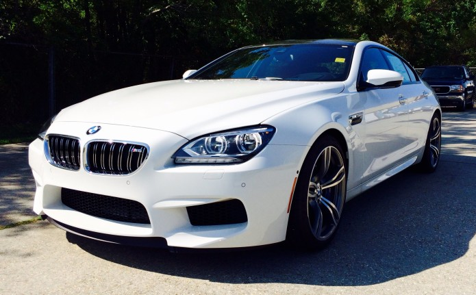2015 BMW M6 gran coupe Review, Price and Specification