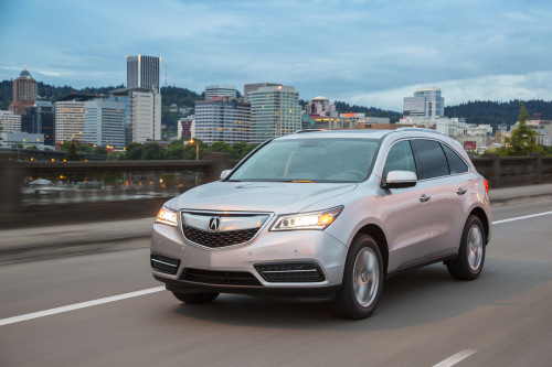 2016 Acura MDX review: 2016 Acura MDX: More gears, less handling and seven-passenger capacity