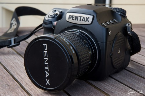 Review: The Pentax 645Z is a Wedding Photographer's Medium Format Dream