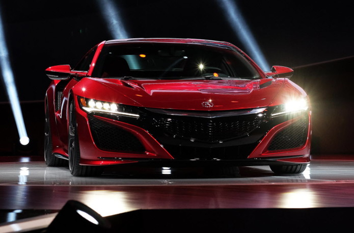 Acura delays arrival of NSX until early 2016