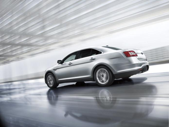 Ford may be losing interest in Taurus sedan