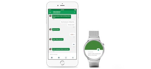 Android Wear now works with iPhones