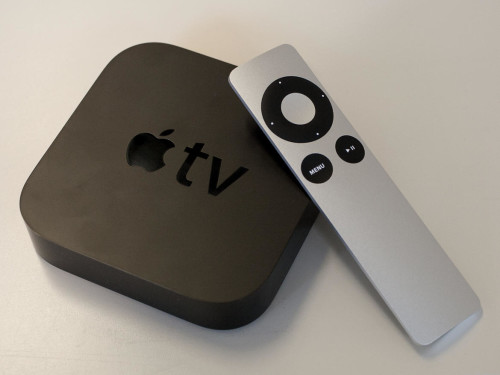 Apple TV tipped for September, but without TV service
