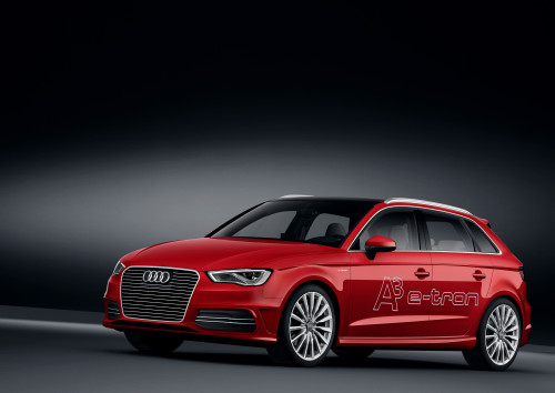 Audi's first electrified car priced from $37,900