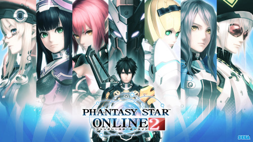 'Phantasy Star Online 2' Is Coming To PS4 Next Year