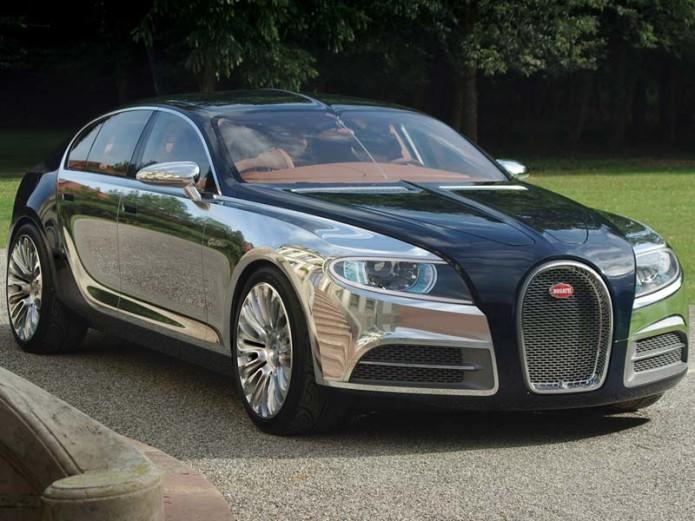 Bugatti counts out SUV and sedan amid Chiron focus