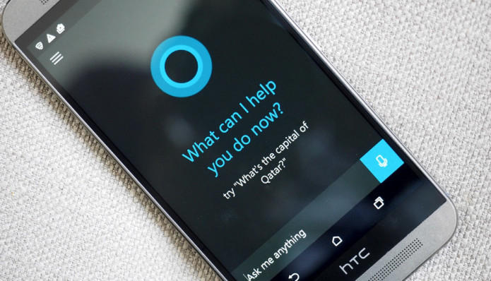 Android users can fire Google Now and replace it with Cortana