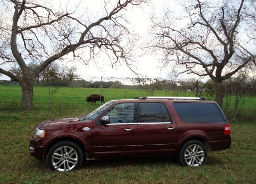 2015 Ford Expedition EL 4×4 King Ranch review: A full-size SUV that hauls like few others