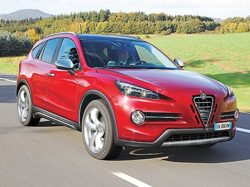 Alfa Romeo SUV expected to Land in 2016 according to FCA CEO