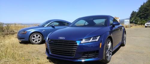 2016 Audi TT/TTS Review