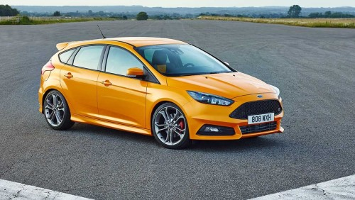 Ford Focus ST performance upgrade kit makes 275hp