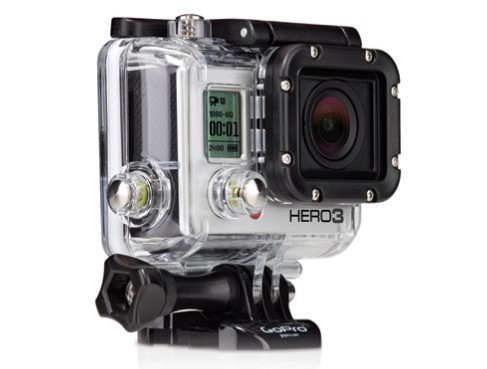 For-Gopro-hero-3 silver