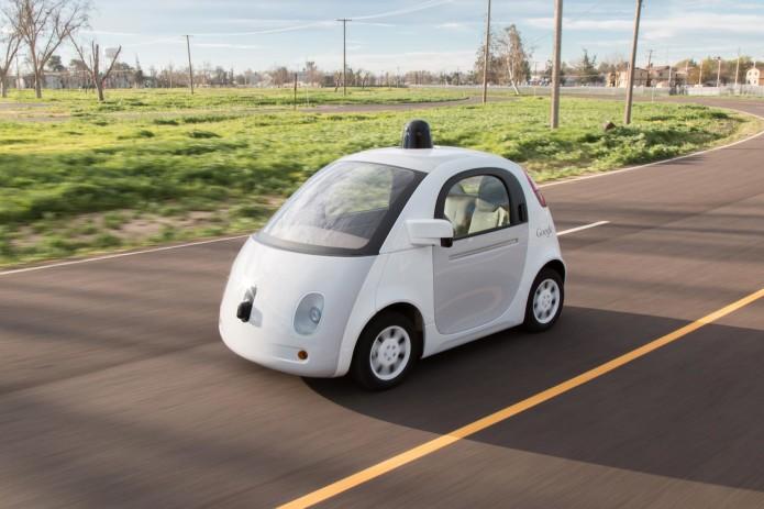 Self-driving car tech
