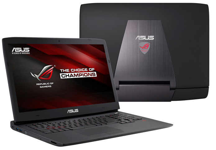Asus ROG G751 review: Asus uses Nvidia's latest mobile graphics to push games at 4K