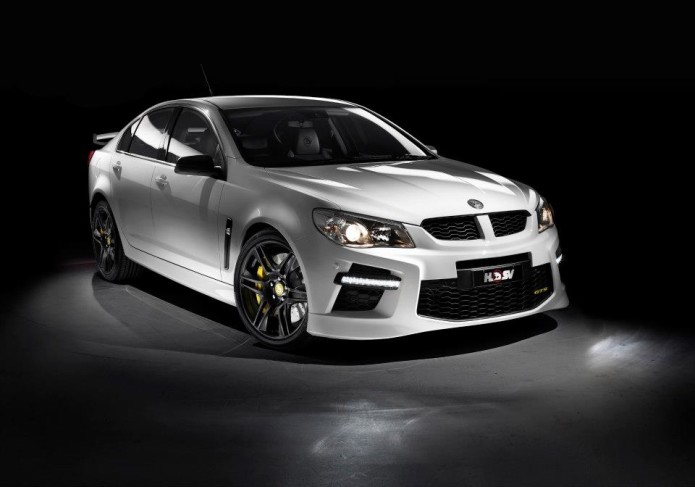 Holden's final Commodore could be a ZR1-powered beast