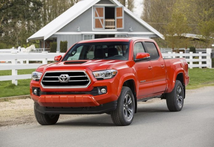 Toyota's new truck makes off-roading simpler -- 'more civilized'