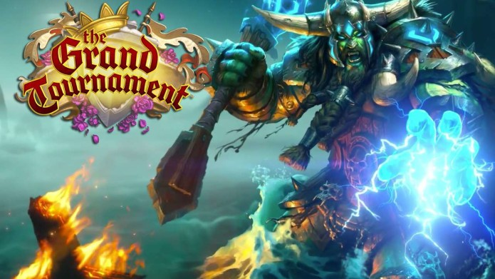 Hearthstone Grand Tournament expansion brings 132 new cards