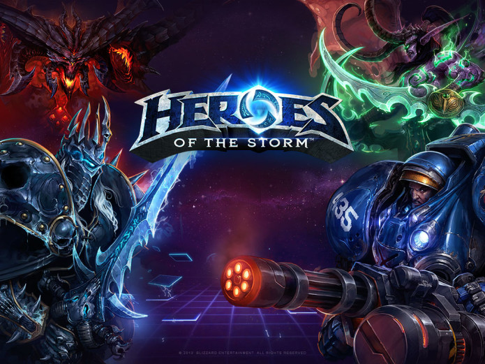 'Heroes of the Storm' adds three new characters - Kharazim, Rexxar, Artanis