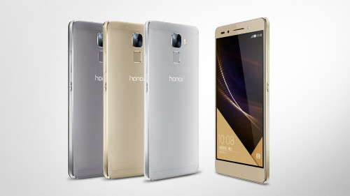 Huawei's powerful Honor 7 coming to Europe very soon