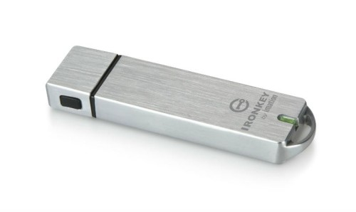 IronKey S1000 secure USB drive review – powerful secure USB stick for enterprise use