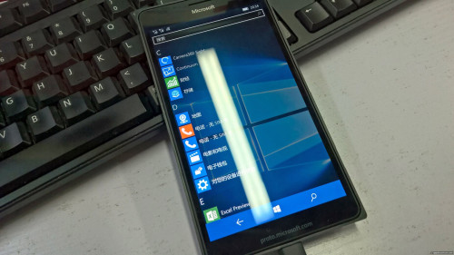 Microsoft Lumia 950 XL flagship leaks