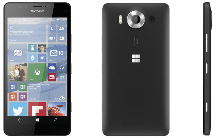 Leaked Microsoft Lumia renders reveal premium Windows phones