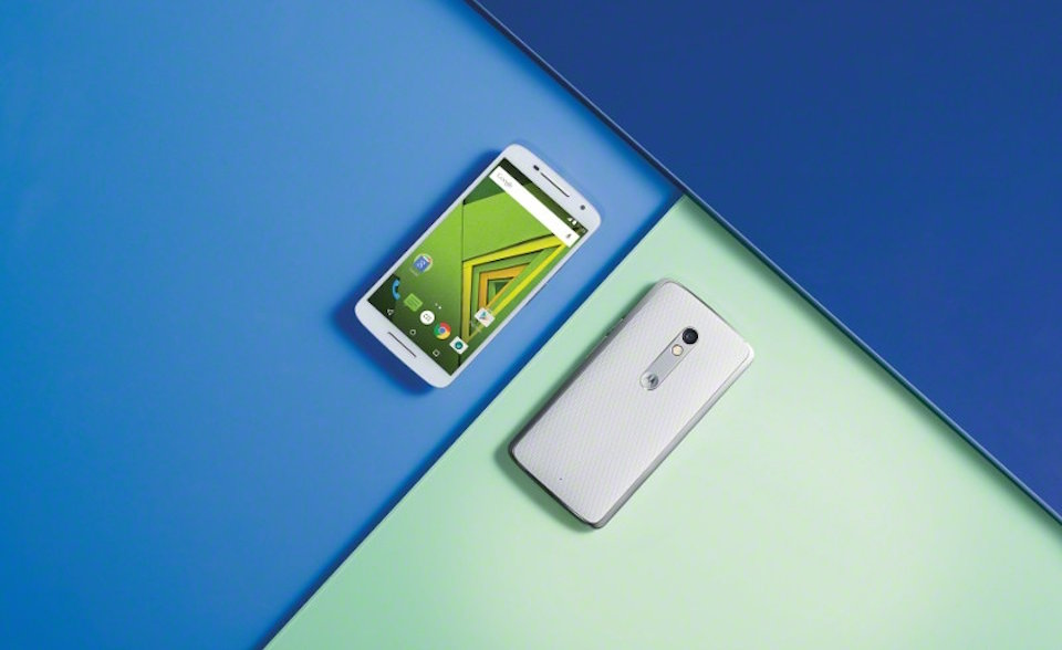 Motorola Planning To Launch Moto X 3rd Gen In India Next Month